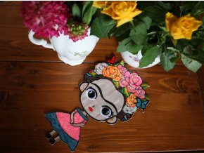 Flitrovaná aplikace, Frida Kahlo