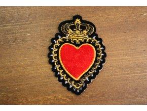 """Aplikace """"srdce"""" a la Dolce & Gabbana"""