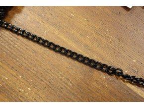 Černý řetěz, 8mm