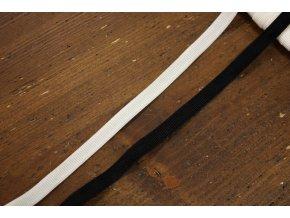 Jemná rypsová guma, 8mm
