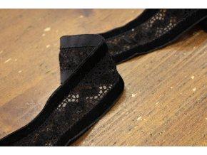 Luxusní kombinovaný prýmek ve stylu Valentino, 36mm