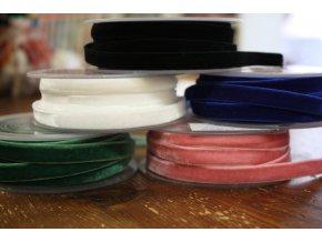 Sametová guma, 9 mm