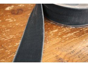 Šedá sametová guma, 36 mm