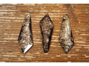 Bronzové nažehlovací kamínky