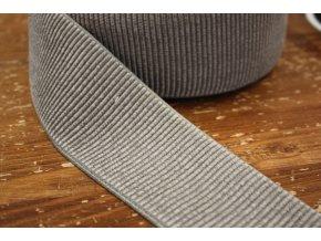 Široká žebrovaná guma, 60 mm
