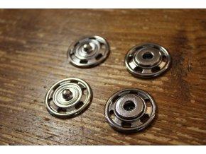 Velké kovové patenty, 30 mm