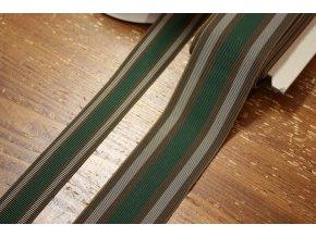Pruhovaná guma Versace, 30mm a 50mm