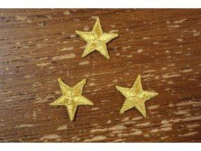 Aplikace ve tvaru zlaté hvězdy