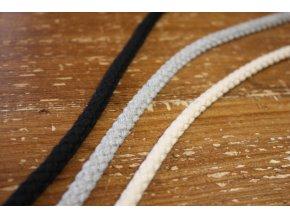 Bavlněný provaz, 7 mm