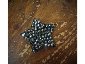 Brož ve tvaru hvězdy