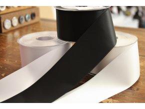 Luxusní oboustranná saténová stuha, 50mm