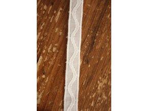 Jednovlnková bavlněná madeira