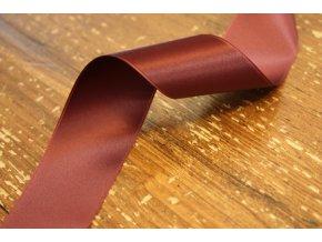 Luxusní oboustranná saténová stuha, 40mm
