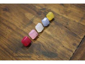 Halenkový knoflík v 5 barvách