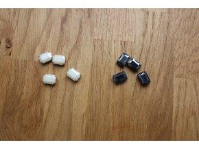 Našívací obdélníkový kamínek