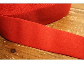 Měkká červená guma, 50 mm