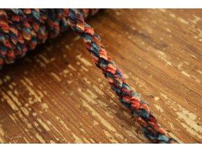 Efektní sametový provaz, design Gucci