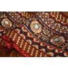 Široká výšitá bordura ve folklorním stylu, 28cm