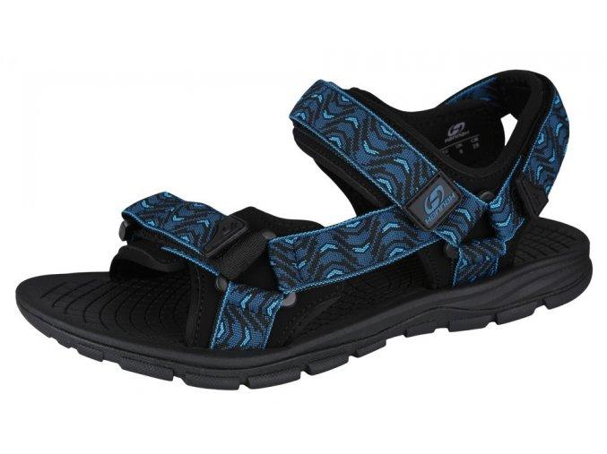 Sandály Hannah Feet Moroccan blue (wave) (velikost obuvi 36)