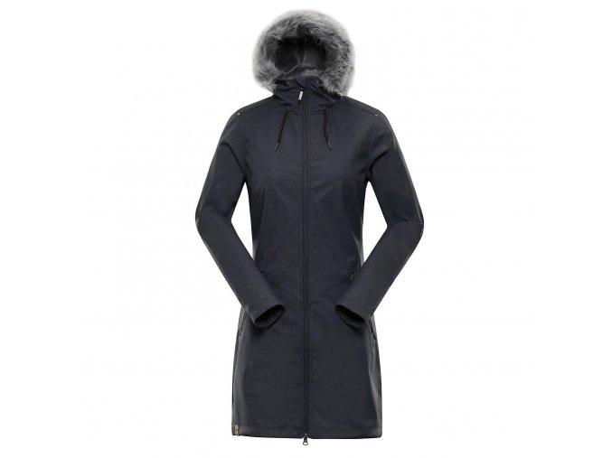 Dámský kabát Alpine pro Priscilla 4 INS. LCTP100779 (velikost L)