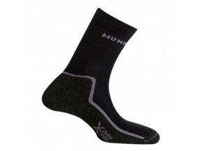 YATE Ponožky Timanfaya X static černá (velikost: 36-40 (M))