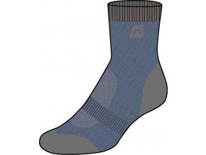 Dětské ponožky Alpine Pro Rapid 2 KSCM010672 (velikost: M)