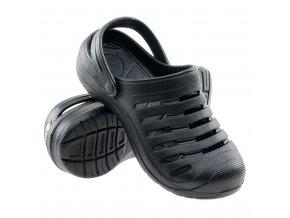 Kroksy Martes Jardim Black (velikost obuvi 41)
