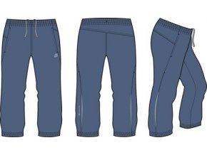 Dětské kalhoty Alpine Pro Sesto 3 INS. KPAM103672 (velikost 116-122)