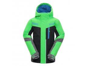 Dětská zimní bunda Alpine pro Sardaro KJCM122563 (velikost: 104-110)