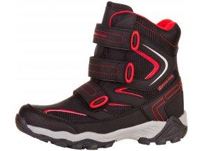 Dětské sněhule Alpine pro Dairo kbtf113990 (velikost obuvi 34)