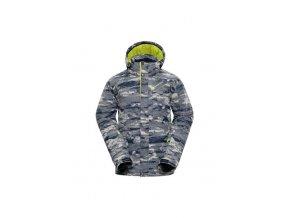 Pánská lyžařská bunda Alpine pro Glarnish 4 MJCM307192 (velikost: M)