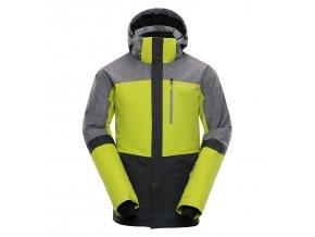 Pánská lyžařská bunda Alpine pro Sardar 2 MJCM308564 (velikost: M)