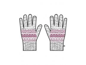 Pletené rukavice Alpine pro Lore UGLM011411 (velikost: L)
