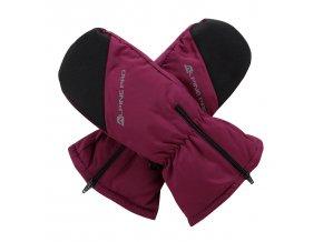 Dětské rukavice Alpine pro Hango KGLM009814 (velikost: M)