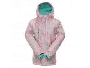 Dětská zimní bunda Alpine pro Agosto 2 KJCM123413 (velikost: 104-110)