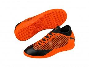 Juniorská obuv Puma Future 2.4 IT 104846 (velikost obuvi 35)