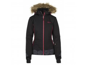 Dámská zimní bunda Kilpi Vera-W černá (velikost: 38)