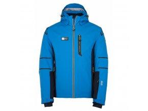 Pánská zimní bunda Kilpi Carpo-M modrá (velikost: XXL)