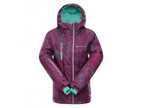 Dětská zimní bunda Alpine pro Agosto 2 KJCM123814 (velikost: 116-122)