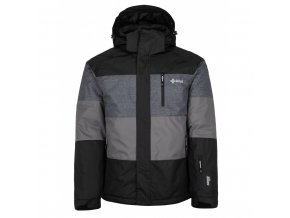 Kilpi Ormes černá Pánská zimní bunda (velikost L)