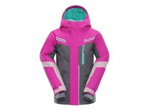 Dětská zimní bunda Alpine pro Sardaro KJCM122411 (velikost 116-122)