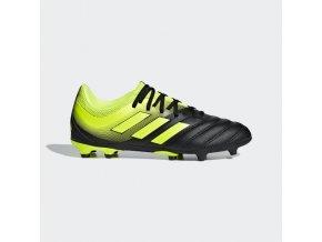 Juniorské kopačky adidas Copa 19.3 FG J D98080 (velikost: 33)