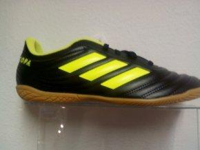 Sálová obuv adidas Copa 19.4 IN d98095 (velikost: 28)