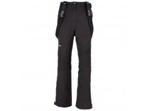 Dámské lyžařské kalhoty Kilpi Dione W černá (velikost: 36)