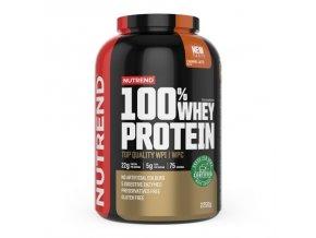 114590 nutrend 100 whey protein 2250g vanilka