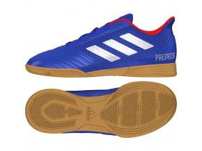 Sálová obuv adidas predator 19.4 IN CM8551 (velikost. 3 35,5)