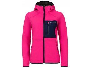 Dámská softshellová bunda Alpine pro Storma LJCN309415 (velikost L)