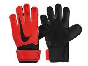 Brankářské rukavice nike Junior match GS0368 657 červené (velikost: 4)