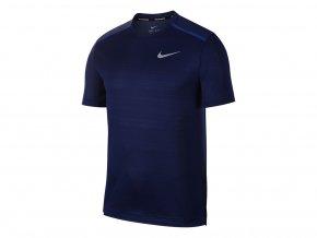 Pánské triko Nike DRY MILER TOP SS AJ7565 492 (velikost XL)
