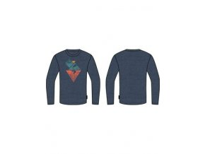Pánské triko Alpine pro Nasir 4 MTSN352602 (velikost M)